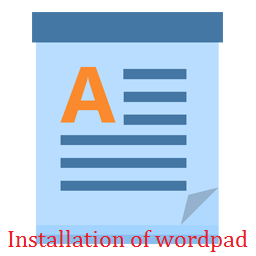 how to install application