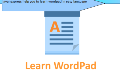 Wordpad Lessons