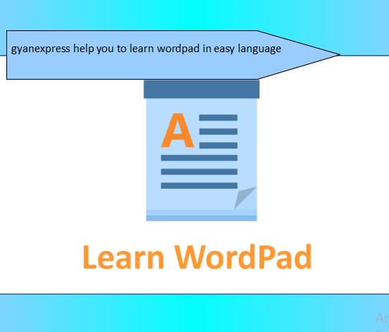 Learn wordpad